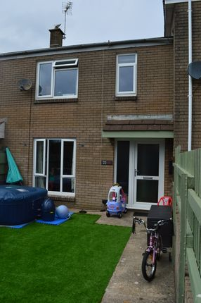Thumbnail Terraced house for sale in Dyfrig Court, Llantwit Major