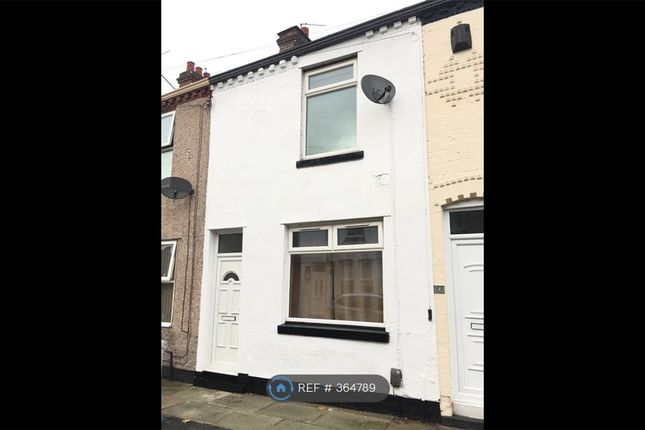 Thumbnail Terraced house to rent in Smollett Street, Bootle