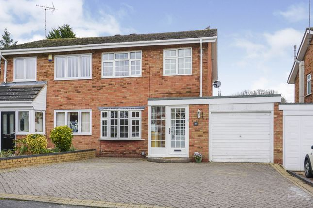3 bed semi-detached house for sale in Peterbrook Rise, Solihull B90