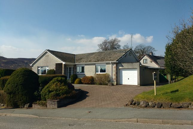 Thumbnail Detached bungalow for sale in Blaven Road, Portree