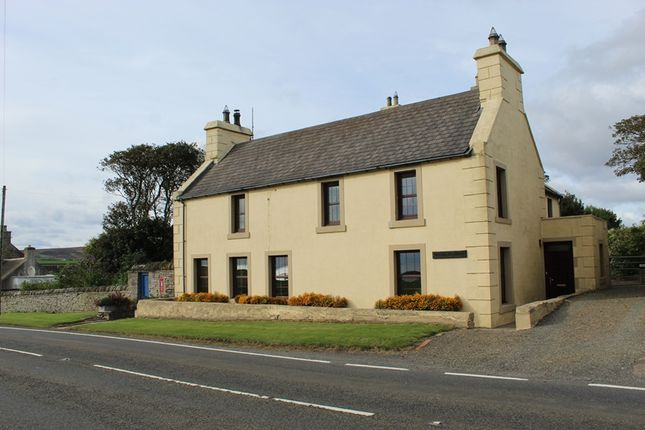 Thumbnail Town house for sale in Swiney, Lybster