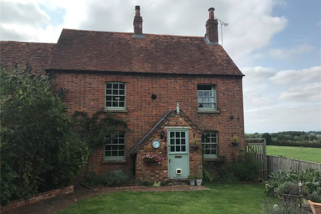 Thumbnail Semi-detached house to rent in High Street, Kintbury, Hungerford, Berkshire