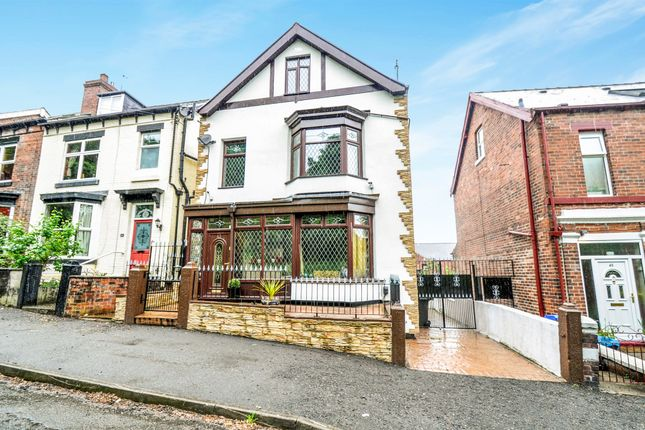 Thumbnail Detached house for sale in Brook Road, Meersbrook, Sheffield