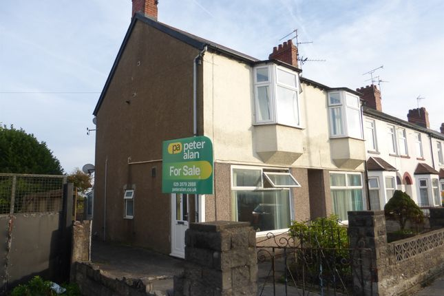 2 bed flat for sale in Newport Road, Rumney, Cardiff