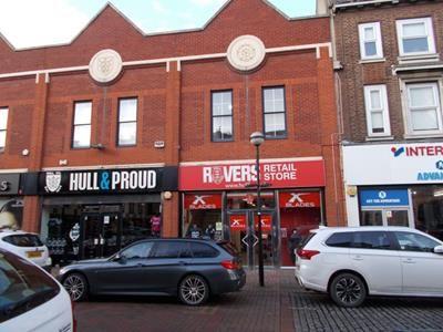 Thumbnail Retail premises for sale in 16-17 Savile Row, Savile Street, Hull, East Yorkshire