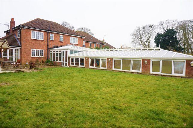 Thumbnail Detached house for sale in West Lutton, Malton