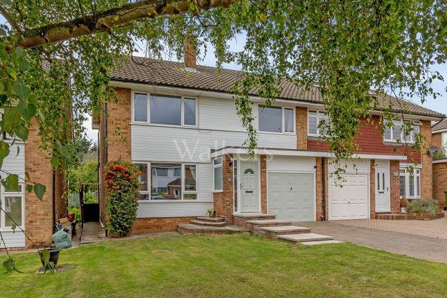 Thumbnail Semi-detached house for sale in The Furlongs, Ingatestone