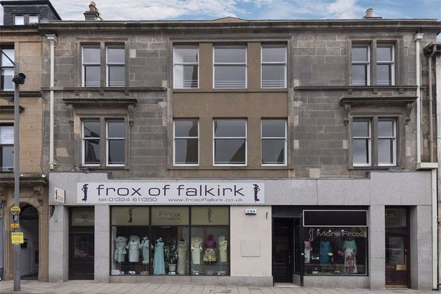 Thumbnail Flat for sale in Newmarket Street, Falkirk