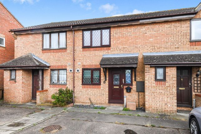 2 bed terraced house for sale in Barleyfields, Witham CM8