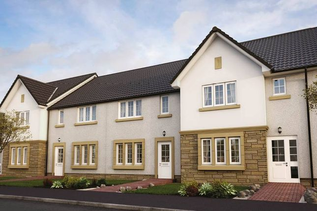 "Thumbnail Terraced house for sale in ""The Allan"" at Milngavie Road, Bearsden, Glasgow"