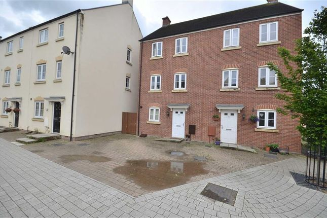 Thumbnail Semi-detached house for sale in Typhoon Way, Brockworth, Gloucester