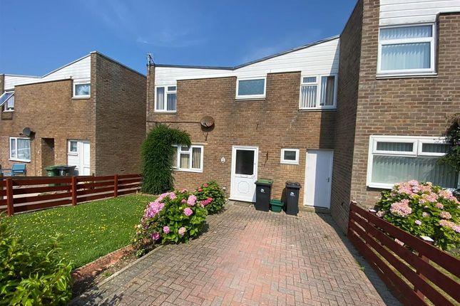 End terrace house for sale in Barrow Rise, Wyke Regis, Weymouth