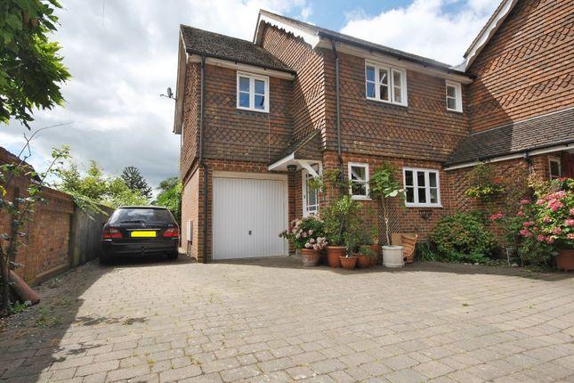 Thumbnail Semi-detached house to rent in Elm Mews, Crossways Road, Grayshott