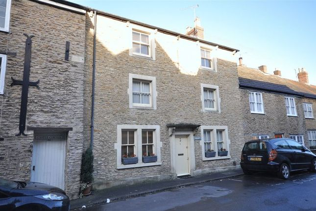 Thumbnail Terraced house for sale in Castle Street, Frome