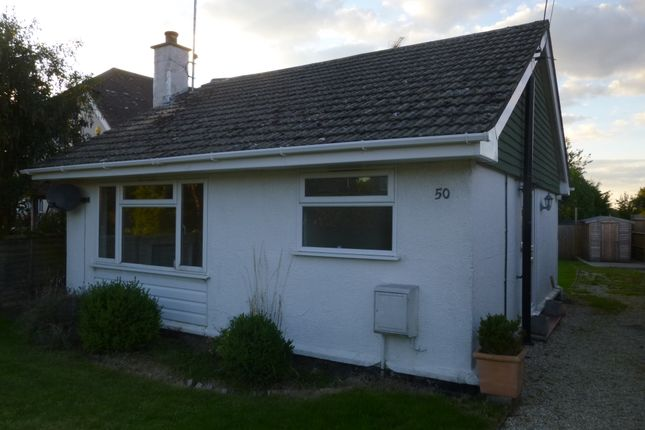 Thumbnail Detached bungalow to rent in Beech Tree Road, Holmer Green
