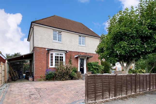 Thumbnail Semi-detached house for sale in Luccombe Place, Upper Shirley, Southampton