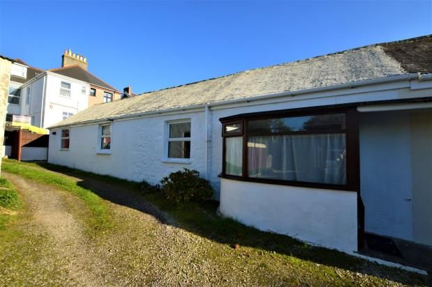 Thumbnail Semi-detached bungalow for sale in Mount Pleasant Road, Camborne, Cornwall