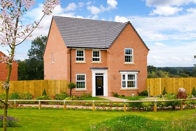 """Thumbnail Detached house for sale in """"Holden"""" at Main Road, Wharncliffe Side, Sheffield"""