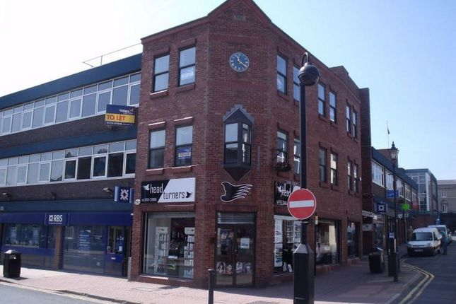 Thumbnail Office to let in Cross Street House, Cross Street, Wakefield, West Yorkshire
