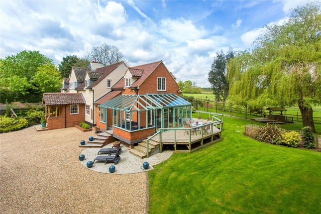 Thumbnail Semi-detached house for sale in Priory Cottages, Coopersale Lane, Theydon Garnon, Epping