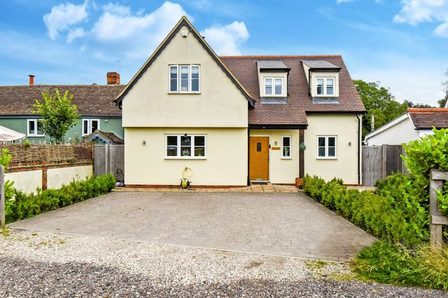 Thumbnail Detached house for sale in Mole Hill Green, Takeley, Bishop's Stortford