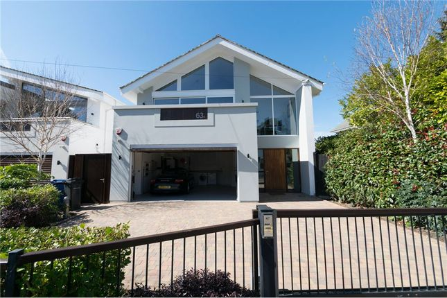 Thumbnail Detached house for sale in Chaddesley Glen, Poole