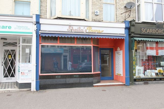 Thumbnail Commercial property to let in Victoria Road, Scarborough