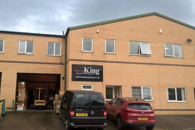 Thumbnail Light industrial to let in Unit 5, Stonerow Way, Rotherham