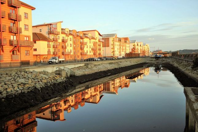 Thumbnail Flat for sale in 23 Donnini Court, Ayr