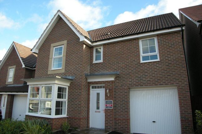 Thumbnail Detached house to rent in Trent Bridge Road, Retford