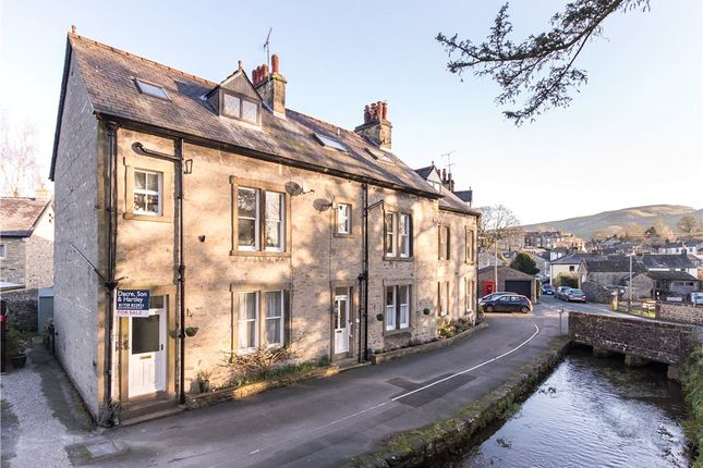 3 bed end terrace house for sale in Burnside, Giggleswick, Settle BD24