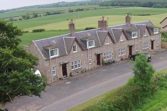 Thumbnail End terrace house to rent in Duns