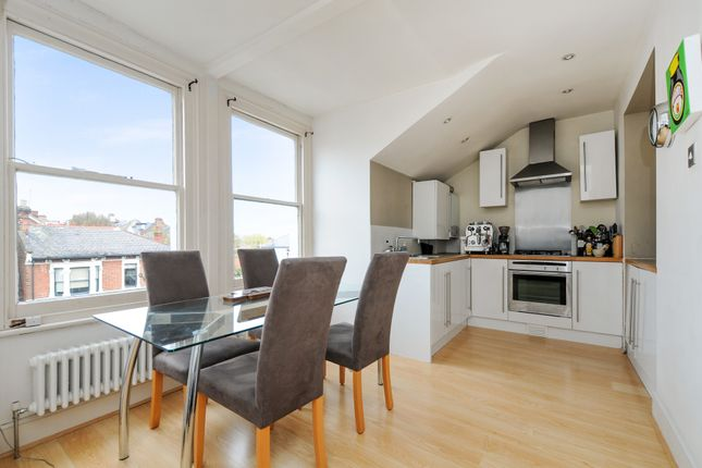 Thumbnail Flat to rent in Crouch Hall Road, Crouch End