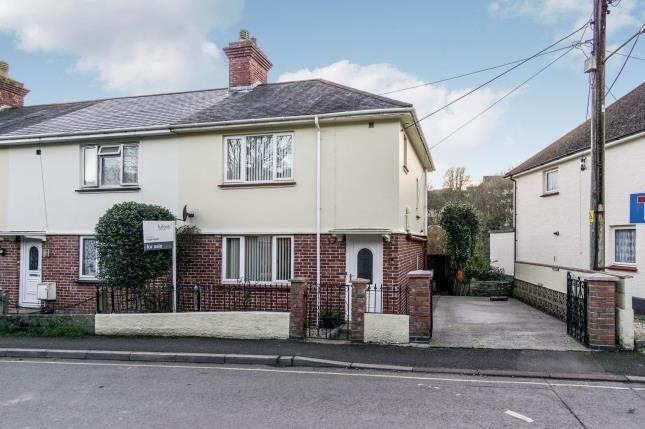 Thumbnail End terrace house for sale in Kingsbridge, Devon, England