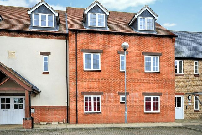 Thumbnail Flat for sale in Barnwell Court, Mawsley, Kettering