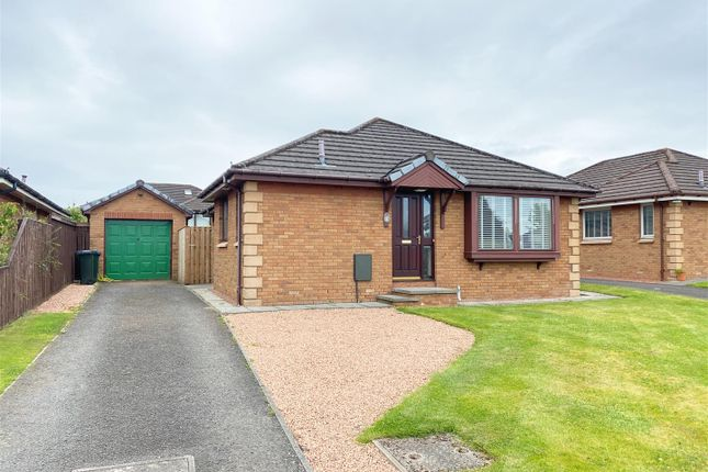 Thumbnail Detached bungalow for sale in 2 Ladywell Park, Auchterarder