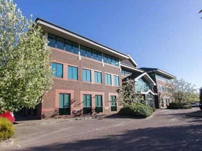 Thumbnail Office for sale in Guilbert House, Greenwich Way, Andover, Hampshire