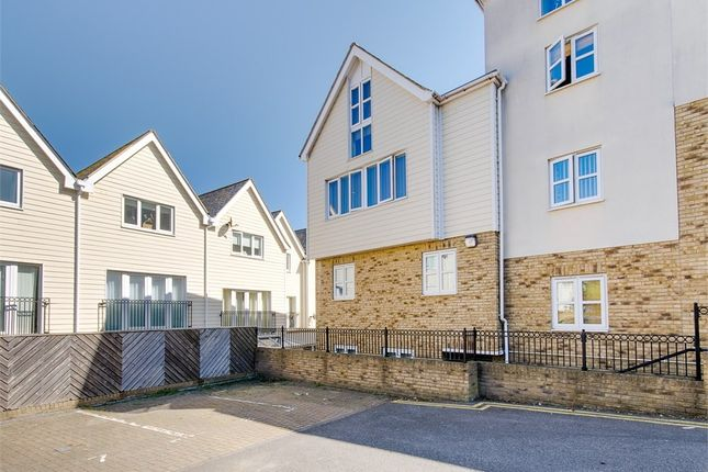 Thumbnail Flat to rent in Beach Retreat, 3 Nash Gardens, Broadstairs