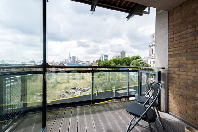 Thumbnail Flat to rent in Eluna Apartments, 4 Wapping Lane, London