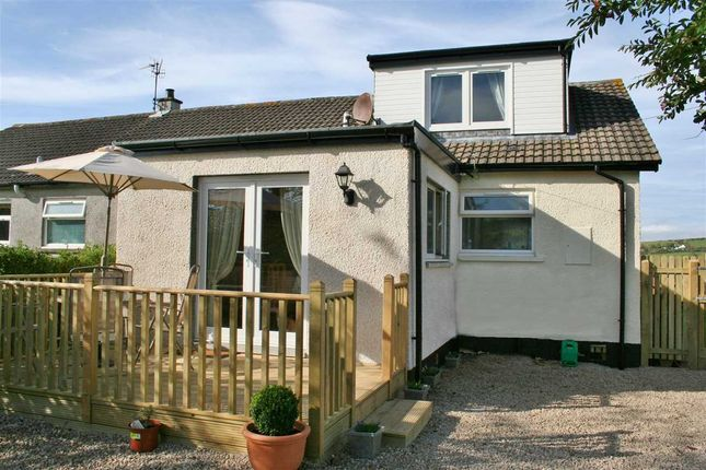 Thumbnail Semi-detached house for sale in Torr Righe, Blackwaterfoot, Blackwaterfoot