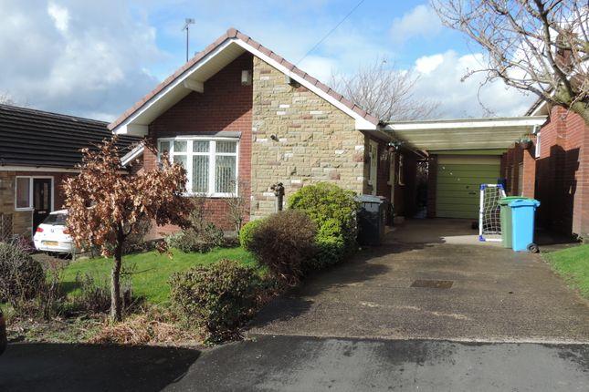 Thumbnail Detached bungalow to rent in Parklands, Royton, Oldham