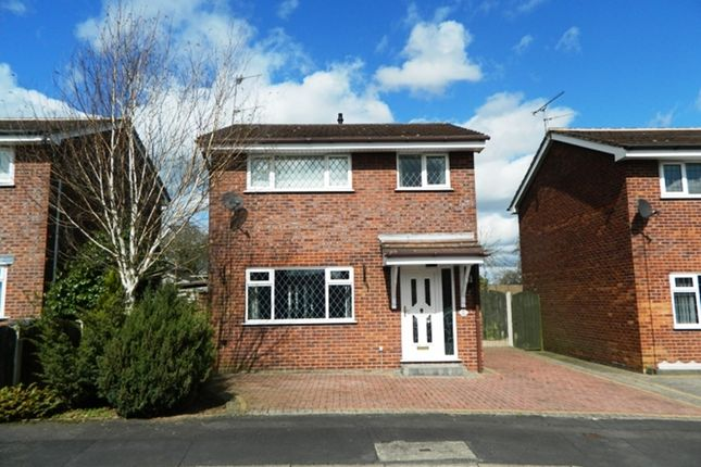 Thumbnail Detached house to rent in Wetherby Close, Cheadle