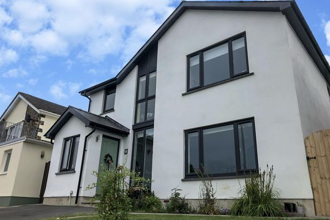 5 bed detached house for sale in Gail Rise, Llangwm, Haverfordwest SA62