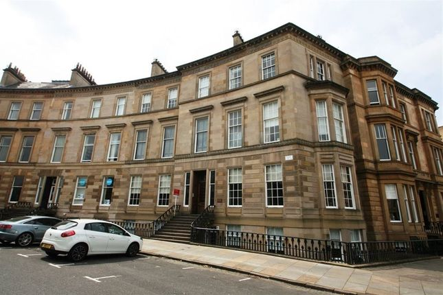 Thumbnail Flat to rent in Park Circus, Glasgow