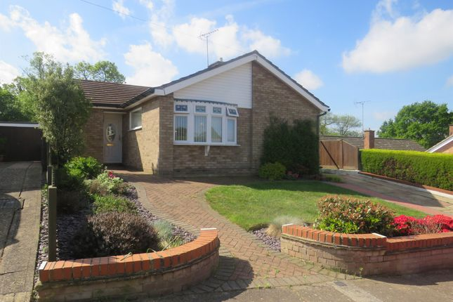 Thumbnail Detached bungalow for sale in St. Fillan Road, Colchester