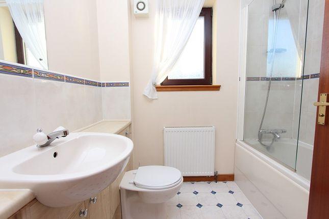 Bathroom of 27 Wester Inshes Crescent, Inshes, Inverness IV2