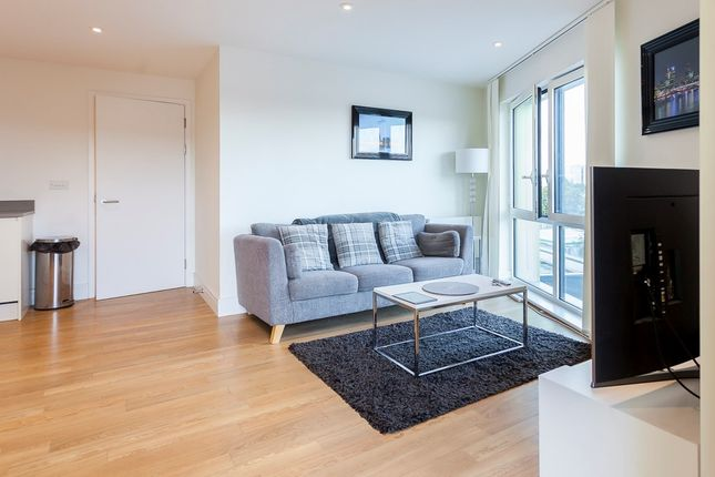 Thumbnail Flat for sale in Hippersley Point, 4 Tilston Bright Square, Abbey Wood