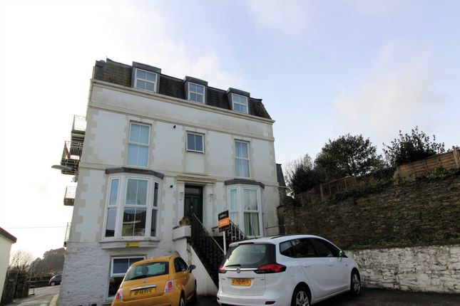 Thumbnail Flat for sale in Station Road, Saltash