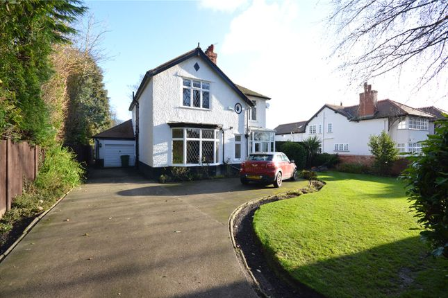 Thumbnail Detached house for sale in The Serpentine, Grassendale, Liverpool