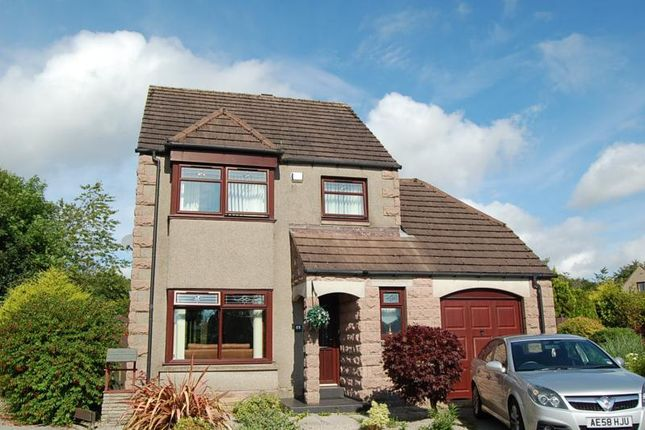 Thumbnail Detached house to rent in Broaddykes Crescent, Kingswells, Aberdeen